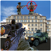 Frontline Sniper Enemy Shooter