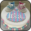 Baby Shower Cakes Wallpapers
