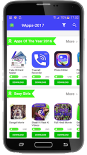 App 9Apps Download New 2017 6.2 APK for iPhone