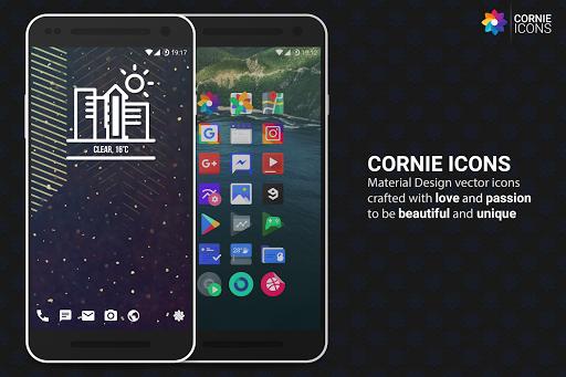 Cornie Icons - screenshot