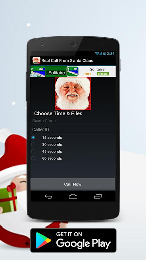 Real Call From Santa Claus For PC