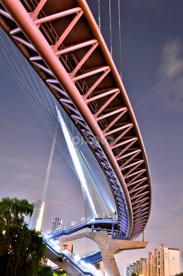 by Yusuf Subrata - Buildings & Architecture Bridges & Suspended Structures