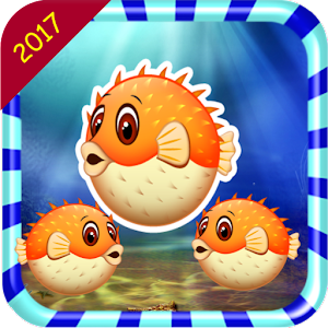 Fish Bloating Amazing Match 3 for PC-Windows 7,8,10 and Mac