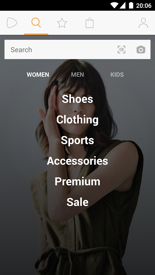 Zalando – Shopping & Fashion Screenshot 1