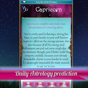 APK App The True Horoscope for BB, BlackBerry