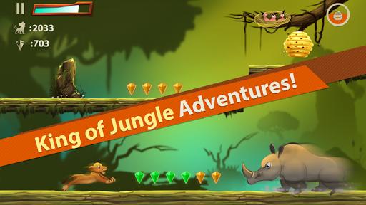 Lion Kingdom - Adventure King - screenshot