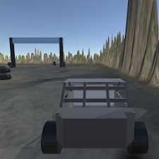 Free Drive Car Race Simulator