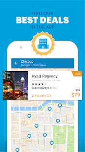 App Priceline Hotel, Flight & Car APK for Kindle