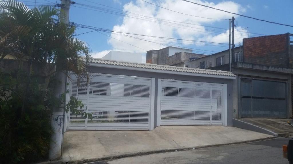 Casa 2 Dorm, Parque Piratininga, Itaquaquecetuba (CA0659) - Foto 4