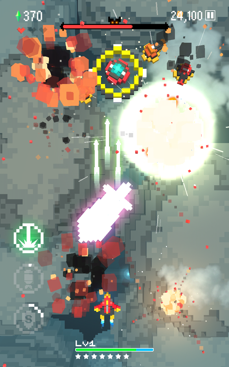 Retro Shooting - Arcade Shooter Screenshot 14