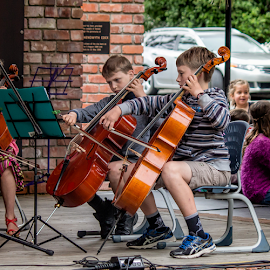 Preformers by Vibeke Friis - Babies & Children Children Candids ( musicians, boys,  )