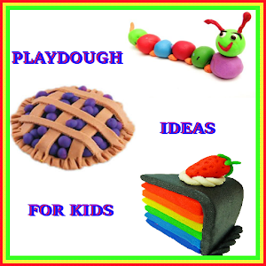 Play dough Ideas For Kids