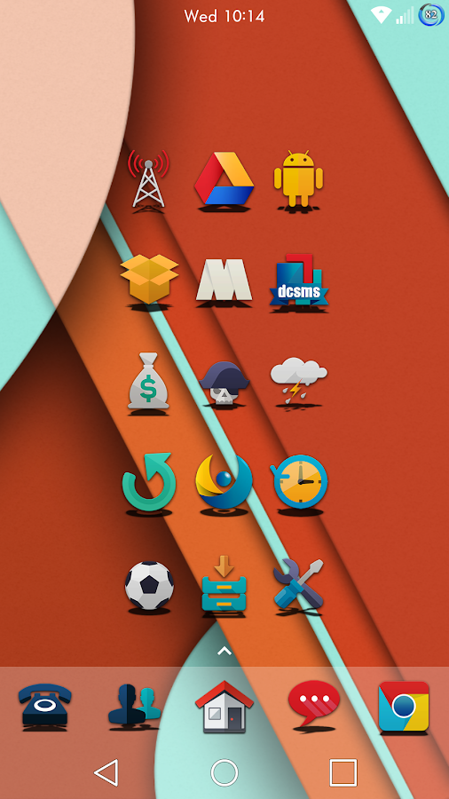 Proton - Icon Pack Screenshot 4