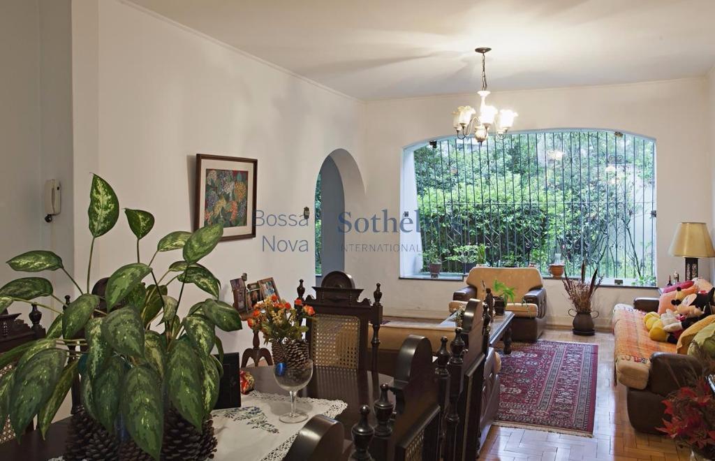Casa de 3 dormitórios em Jardim Paulista, São Paulo - SP