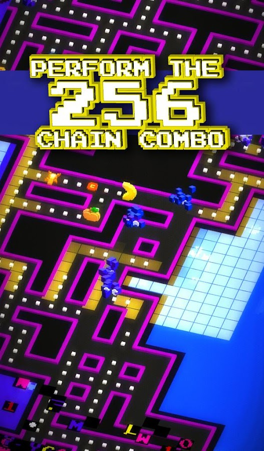 PAC-MAN 256 - Endless Maze Screenshot 12