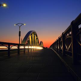 Toyota Bridge by Nurhuda Aprilianto - Buildings & Architecture Bridges & Suspended Structures