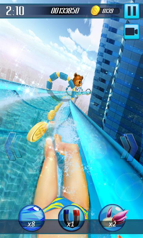 Water Slide 3D Screenshot 1