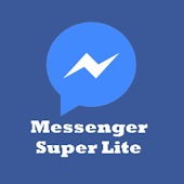 Download Messenger Super Lite APK on PC