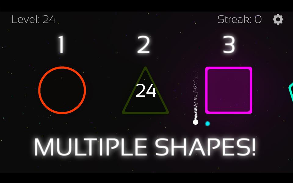 Shape Survivor Screenshot