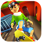 3D Subway Rail Skaters Rush 1.3 Apk