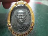 เหรียญสมเด็จโตปี17พิมพ์หูขีด นิยม เนื้อนวะเลี่ยมทองลงยาพร้องใช้คะ