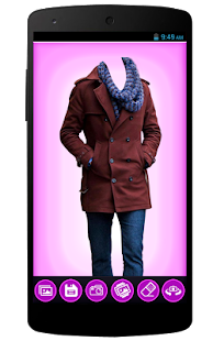 Men Street Fashion Dress Maker - screenshot