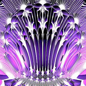 by Ricky Jarnagin - Uncategorized All Uncategorized ( abstract, mandelbulb, dsynegrafix, 3d art, fractal )