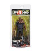 "Фигурка ""Left 4 Dead Series 1 7"" Dead Smoker /6шт"
