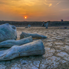 Lapindo by Charles Mawa - Artistic Objects Antiques ( spesial, statue, uniqe, moment, sunset, sunrise, photo, strett,  )