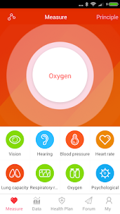 iCare Oxygen Monitor Pro- screenshot thumbnail
