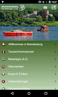 Screenshot of Brandenburg APP