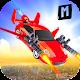 Flying Car Extreme Demolition Furious Crash