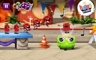 Screenshot of Happy Studio