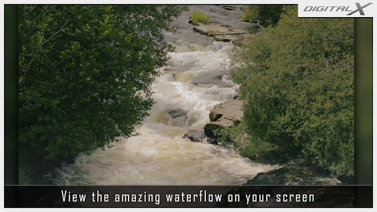 Rapid Water Flow - screenshot