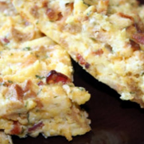 Easy & Simple breakfast casserole