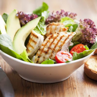 Healthy Grilled Chicken Salad Recipes
