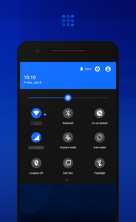 Flux - CM13/12.1 Theme Screenshot 10