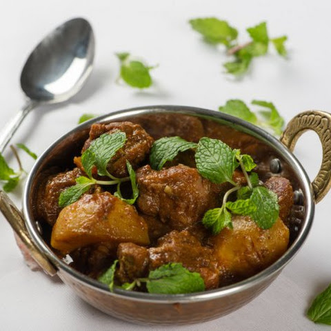 Berbere spiced winter Lamb Stew