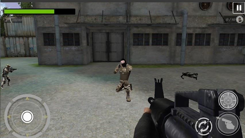 android Sniper Enemy Killer 2016 Screenshot 4