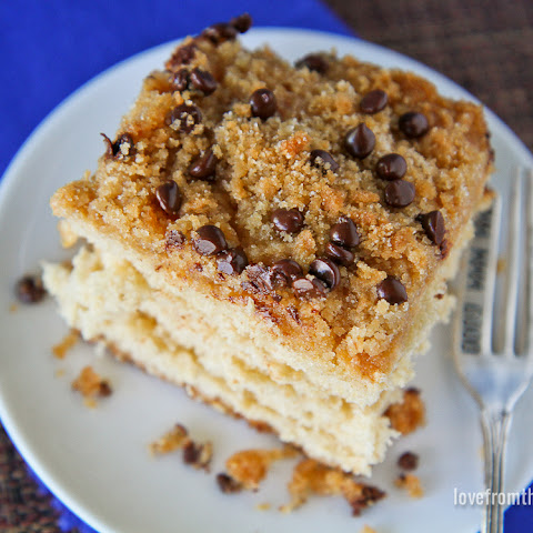 Easy Streusel Coffee Cake