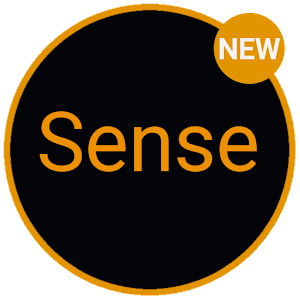 Sense Black/Orange cm13 theme APK Cracked Download