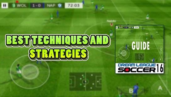 Guide: Dream League Soccer 16 APK for Bluestacks