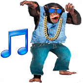 APK App Dancing Talking Monkey for BB, BlackBerry