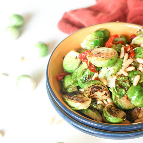 Italian Brussel Sprouts