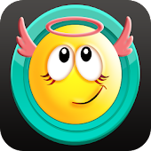 Cute Smiley Gif Emoji Sticker APK for Bluestacks