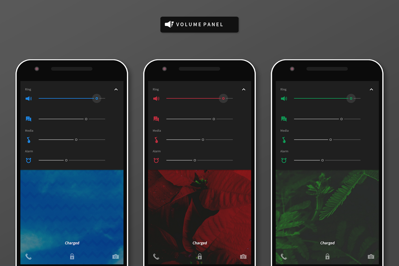 RubiQ Substratum Theme Screenshot 9