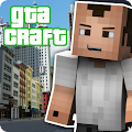 Cube Craft Mod for GTA APK for Bluestacks