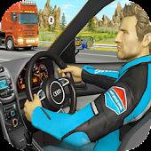 Traffic Speed Racer :Car Highway Drift Racing 2017 APK for Bluestacks