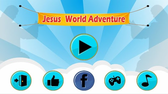 Jesus World Adventure - screenshot
