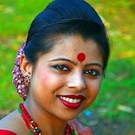 Priyanka by Asif Bora - People Portraits of Women (  )